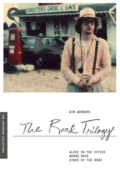 Wim Wenders: The Road Trilogy: The Criterion Collection