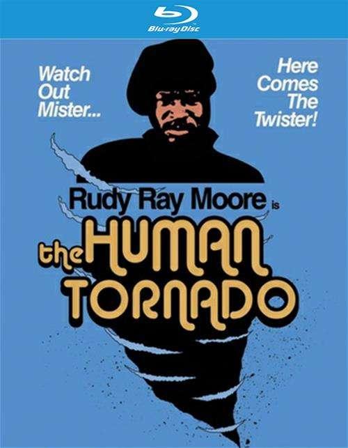 Human Tornado, The (Blu-ray + DVD Combo)