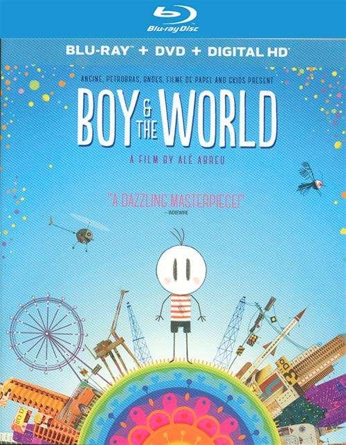 Boy & The World (Blu-ray + DVD + UltraViolet)