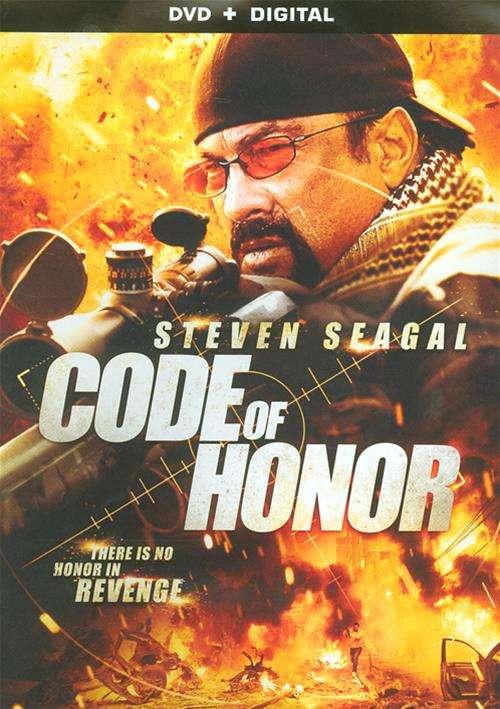 Code Of Honor (DVD + UltraViolet)