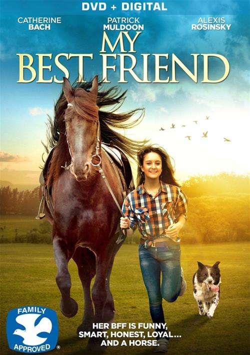 My Best Friend (DVD + UltraViolet)