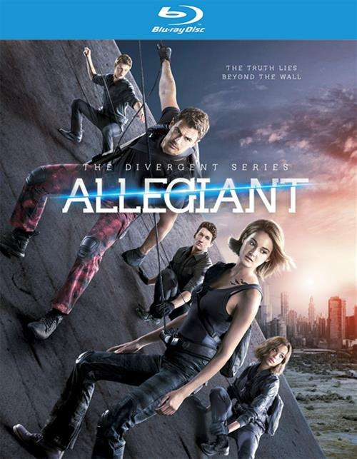 Divergent Series, The: Allegiant (4K Ultra HD + Blu-ray + UltraViolet)