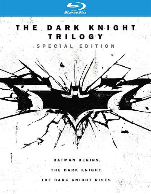 Dark Knight Trilogy, The - Special Edition