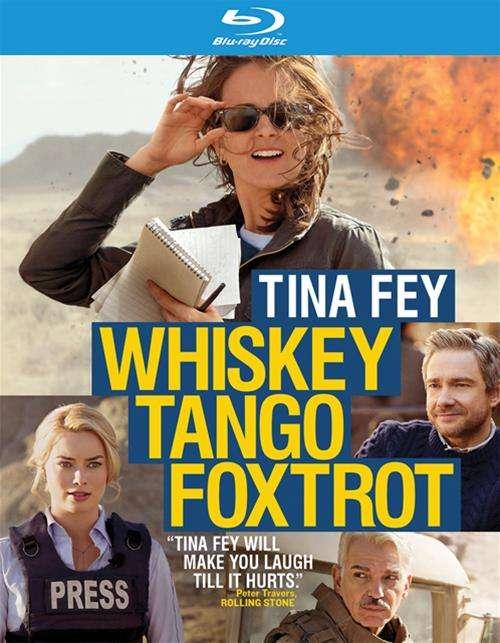Whiskey Tango Foxtrot (Blu-Ray + DVD + UltraViolet)