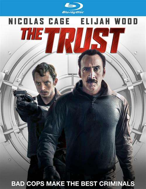 Trust, The (Blu-ray + UltraViolet)