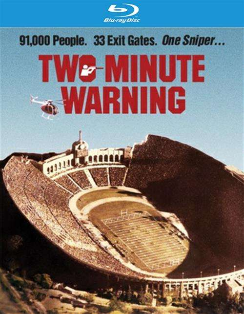 Two-minute Warning (Blu-Ray)