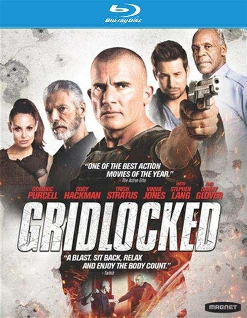 Gridlocked (Blu-Ray)