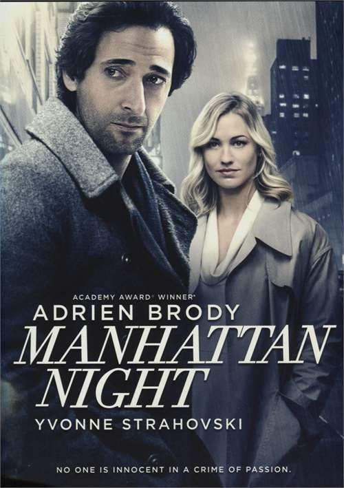 Manhattan Night (DVD + UltraViolet)