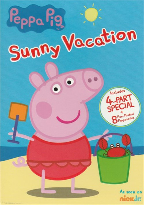 Peppa Pig: Sunny Vacation