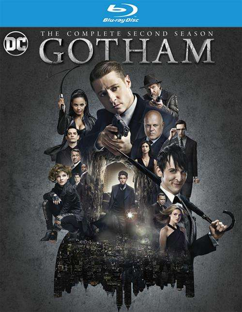 Gotham: The Complete Second Season (Blu-ray + UltraViolet)