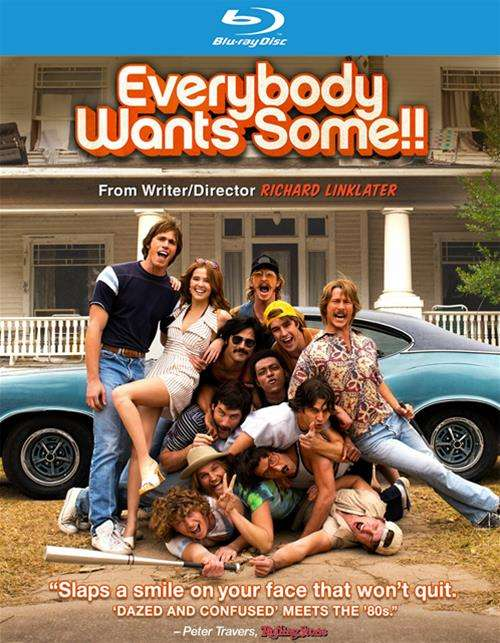 Everybody Wants Some!! (Blu-ray + DVD + UltraViolet)