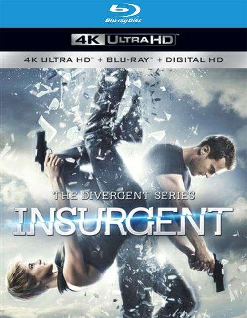 Divergent Series: Insurgent, The (Blu-ray + 4K+ UltraViolet)