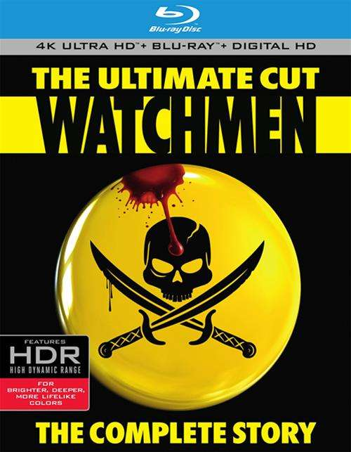 Watchmen (4K Ultra HD + Blu-ray)