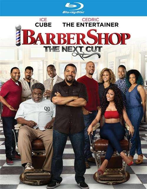Barbershop: The Next Cut (Blu-ray + UltraViolet)