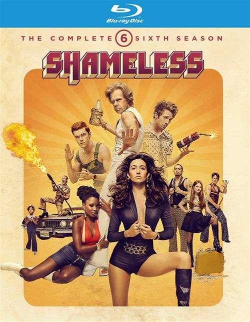 Shameless: The Complete Sixth Season (Blu-ray + UltraViolet)
