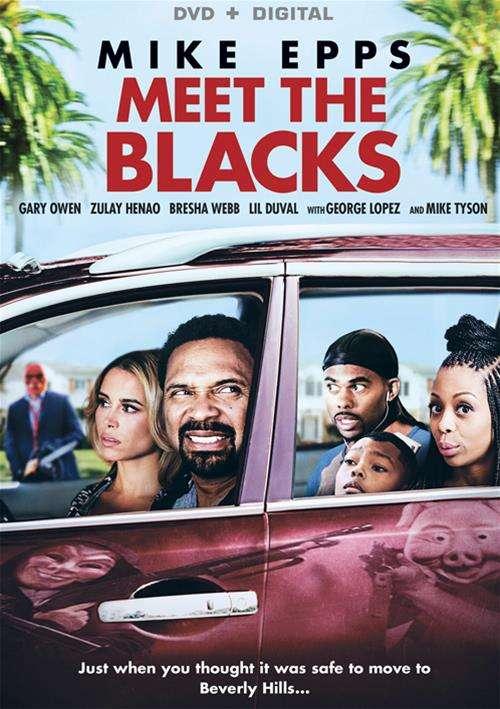 Meet The Blacks (DVD + UltraViolet)