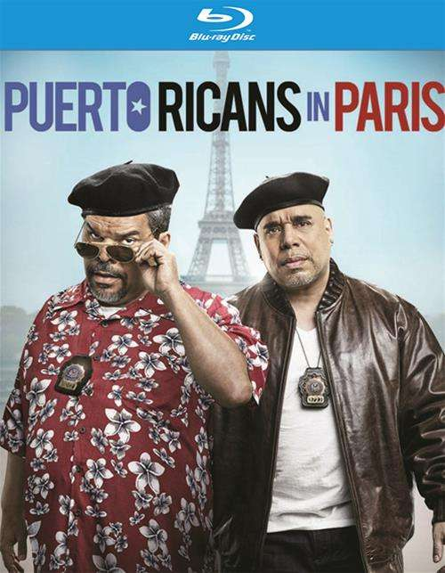 Puerto Ricans In Paris (Blu-ray + UltraViolet)