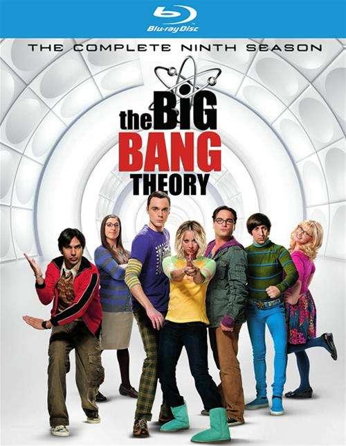 Big Bang Theory, The: The Complete Ninth Season (Blu-ray + UltraViolet)