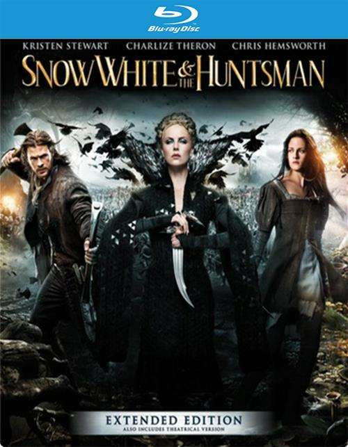 Snow White And The Huntsman (4K Ultra HD + Blu-ray + UltraViolet)