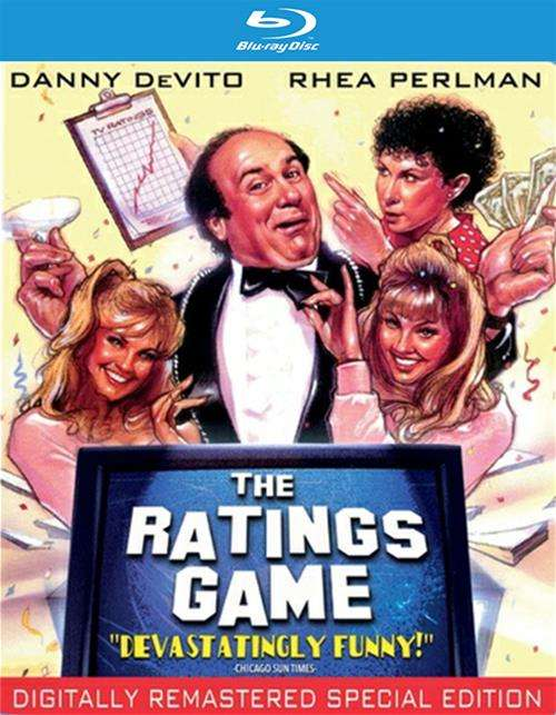 Ratings Game, The (Blu-Ray)