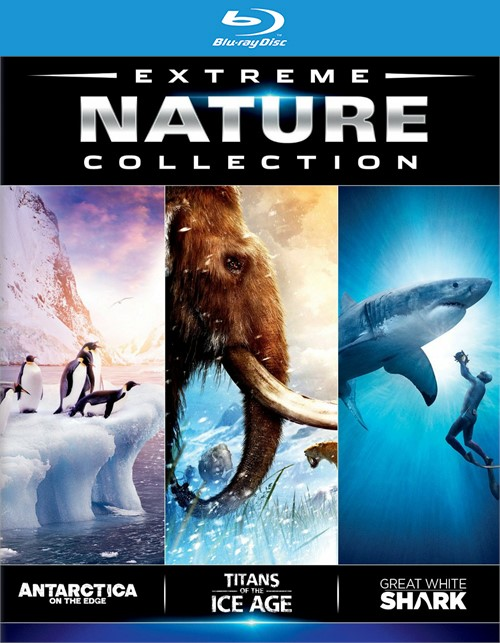 Extreme Nature Collection (4K Ultra HD + Blu-ray + UltraViolet)