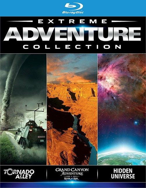 Extreme Adventure Collection (4K Ultra HD + Blu-ray + UltraViolet)