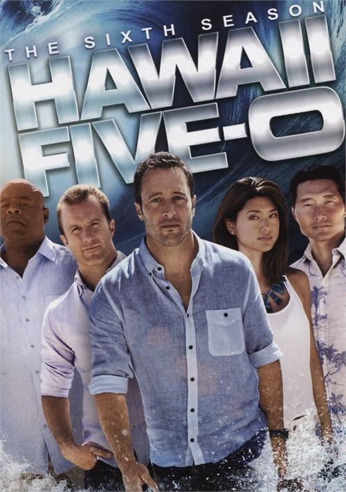 Hawaii Five-O: The Sixth Season