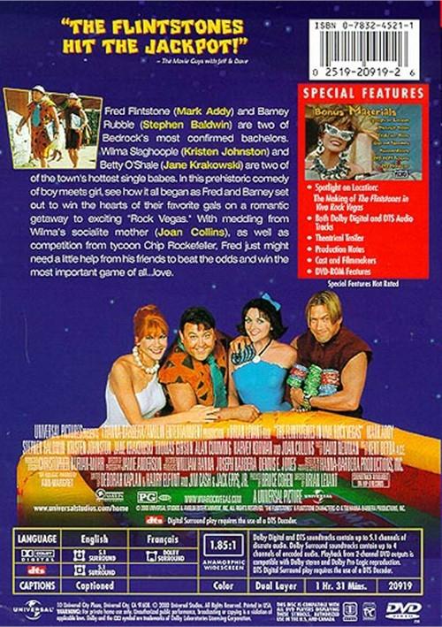 Flintstones, The: Viva Rock Vegas (DVD 2000)
