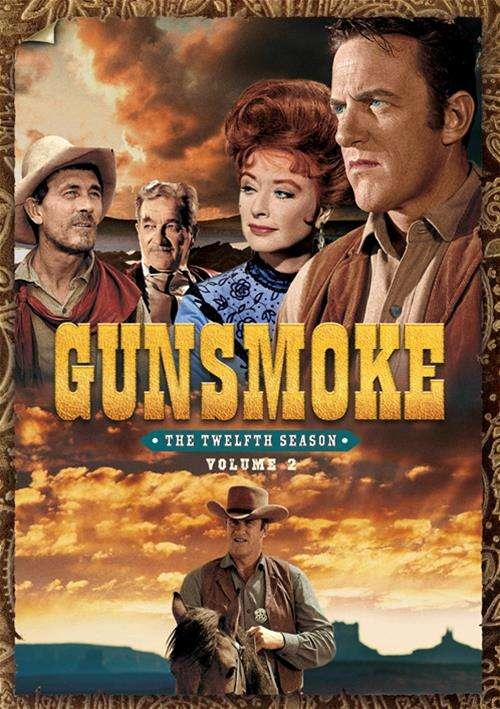 Gunsmoke: The Twelfth Season - Volume Two