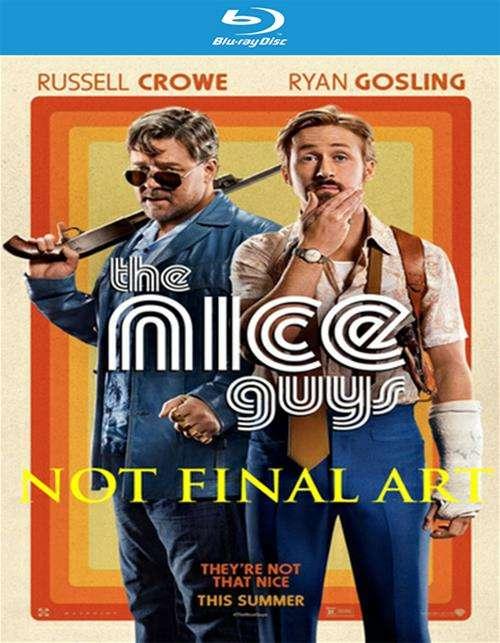 Nice Guys, The (Blu-ray + DVD + UltraViolet)