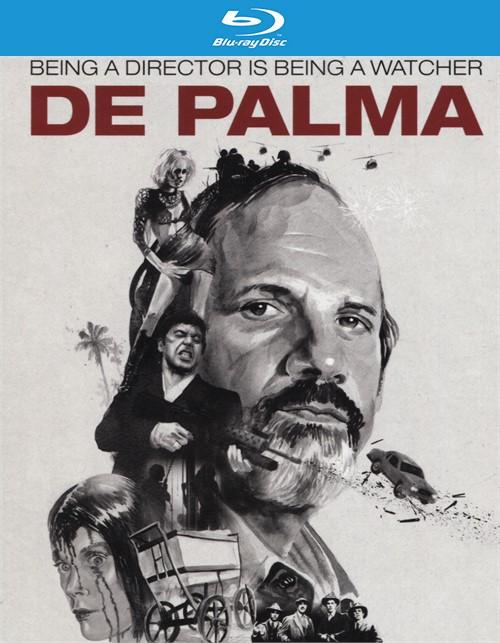 De Palma (Blu-ray + UltraViolet)