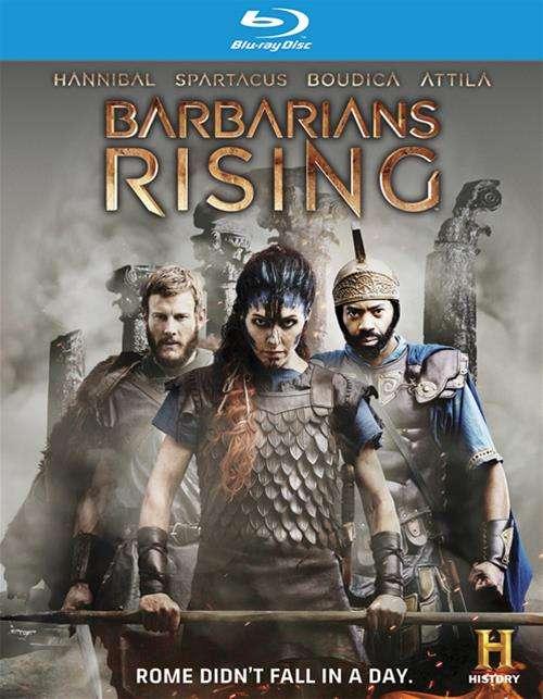 Barbarians Rising (Blu-ray + UltraViolet)