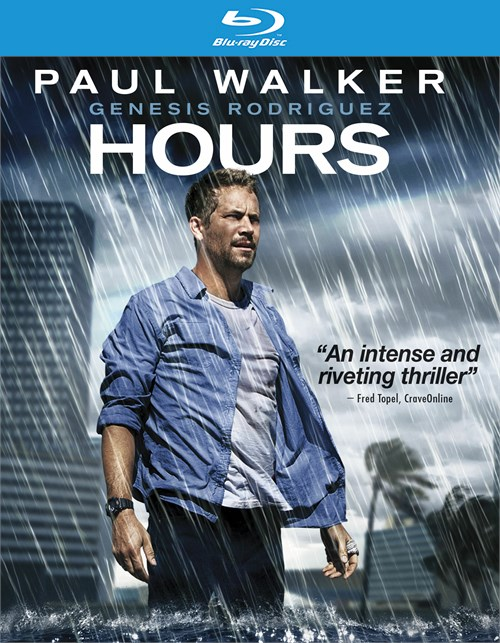 Hours (Blu-ray + UltraViolet)