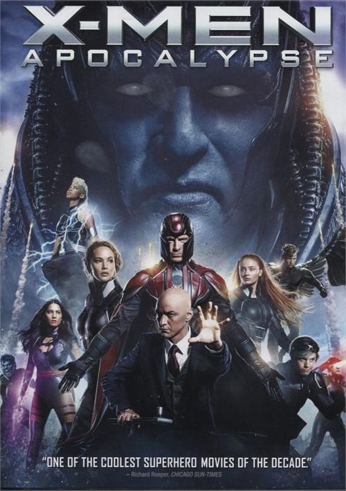 X-Men: Apocalypse (DVD + UltraViolet)