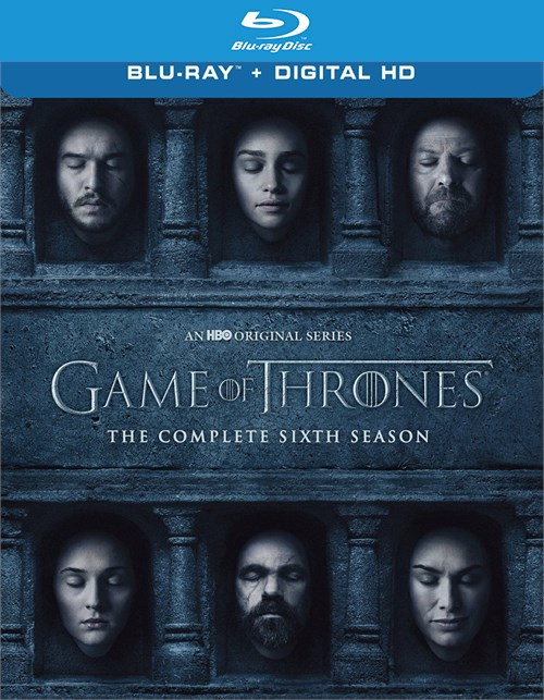 Game Of Thrones: The Complete Sixth Season (Blu-ray + UltraViolet)