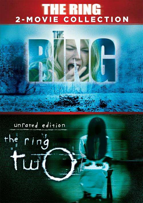 Ring, The / The Ring Two Movie Collection