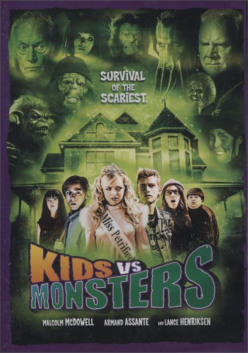 Kids Vs. Monsters