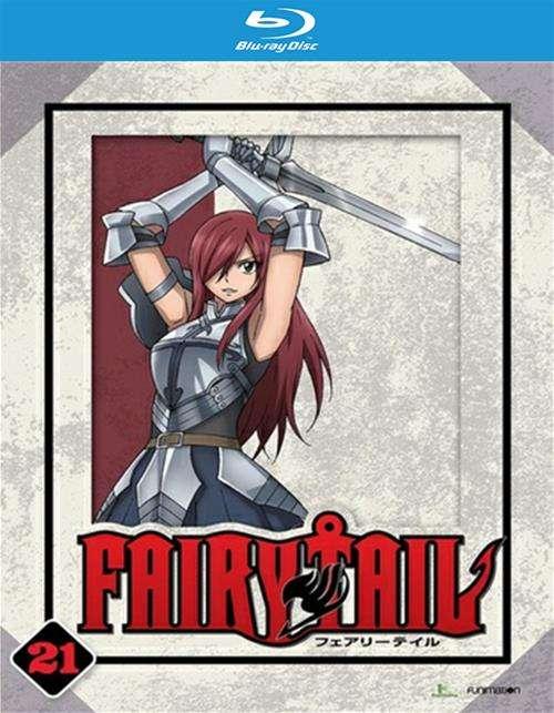 Fairy Tail: Part Twenty One (Blu-ray + DVD Combo)