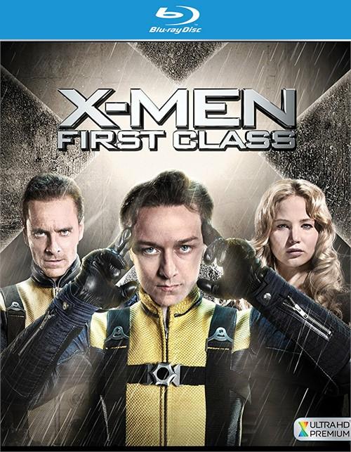 X-Men: First Class (4K Ultra HD + Blu-ray + UltraViolet)