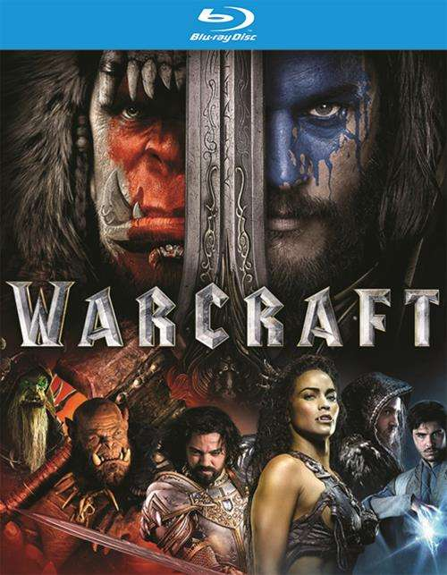 Warcraft (Blu-ray + DVD + UltraViolet)
