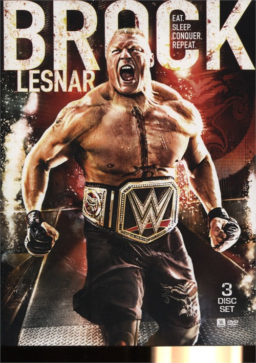 WWE: Brock Lesnar - Eat. Sl--p. Conquer. Repeat.