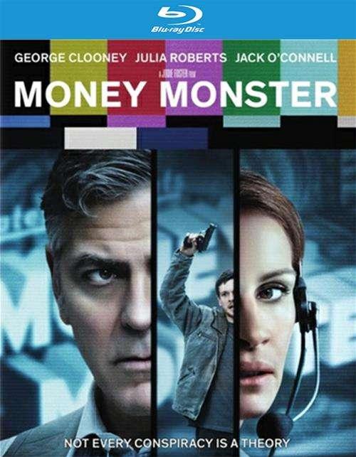 Money Monster (Blu-ray + UltraViolet)