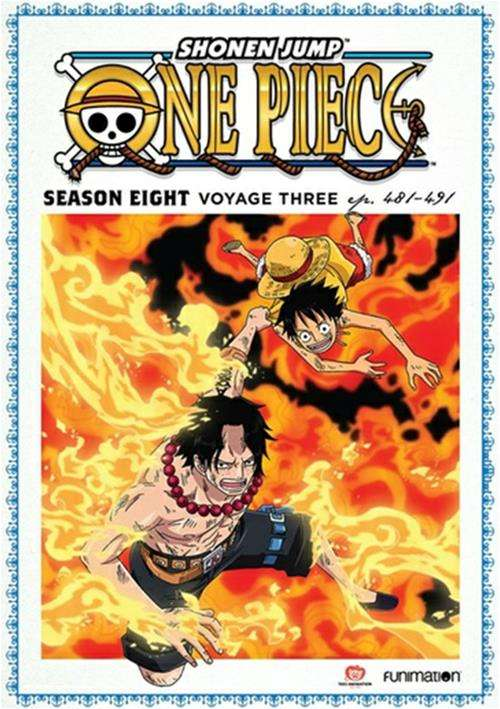 One Piece: Season 8 - Voyage Three