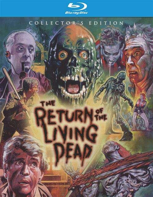 Return Of The Living Dead, The