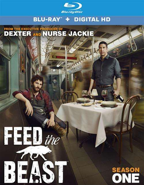 Feed The Beast: Season One (Blu-ray + UltraViolet)