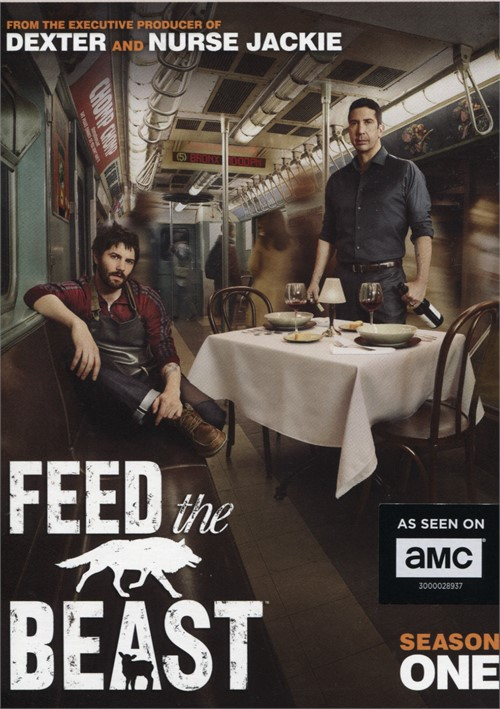 Feed The Beast: Season One (DVD + UltraViolet)