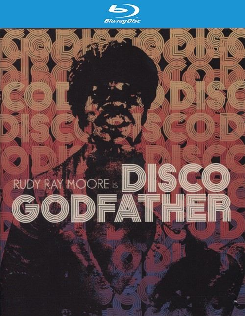 Disco Godfather (Blu-ray + DVD Combo)