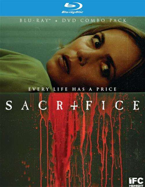 Sacrifice (Blu-ray + DVD Combo)