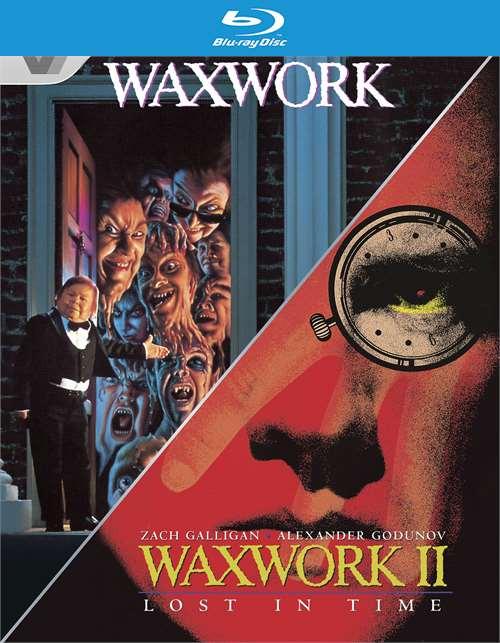 Waxworks Compilation (Blu-ray + UltraViolet)
