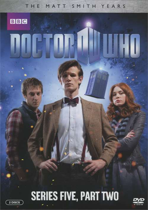 DR WHO-SERIES 5 PART 2 (DVD/2 DISC)